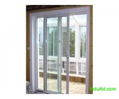 uPVC Sliding Doors @ Wellteh Systems