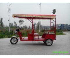 Electric Rickshaw Manufacturer & Supplier Surat