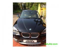 Black 2013 BMW X1 sDrive 20d - 22900KM