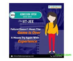 Admissions open for IIT-JEE in Narayana Academy,Surat