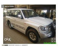 Pajero 2012 2.8 SFX BSIV(TOP END MODEL) (Diesel) WHITE