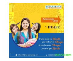 Admissions open for IIT Courses in Narayana Academy,Chandigarh
