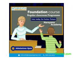 Foundation Courses in Narayana Academy,Chandigarh