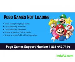 How to Contact Pogo Support Number (1833-442-7444)