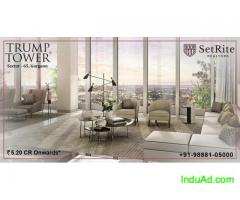 Trump Towers Delhi NCR Sector 65 Gurgaon Apartments +91-72908-00011