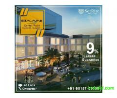 Baani Center Point Sector 80 Gurgaon +91-90157-05000