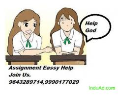 IGNOU Solved Assignments, Tutor Mark Assignment