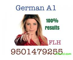 German classes for A1 level in kapurthala