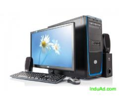 Offer..New Intel Dualcore Computer Rs.9,900/-only