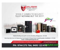 Godrej Home Safe Wholesale Distributors in Kottayam Pathiripala Irinjalakuda Chalakudy Chavakkad