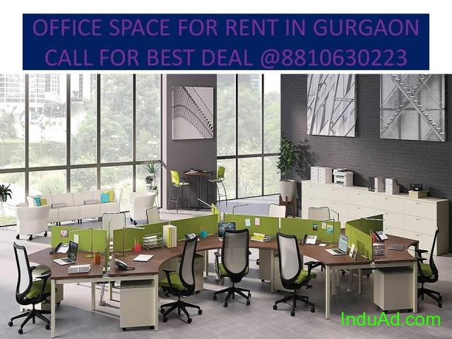 office space for rent in golf course extension road gurgaon call now :: 8810630223