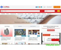 Free Classified Ads in India - clickwala.in