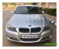 BMW 320d 2011, silver, 55k kms, UP16, 1st owner