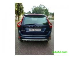Volvo XC60 D5 AWD 2013, blue, 50k Kms, HR51, 1st owner