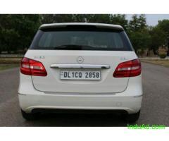 B180 CDI 2013, white, 39k Kms, DL Reg , 1st owner
