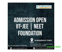 IIT JEE NEET Admissions Now Open at  NarayanaAcademy Gujranwala Town