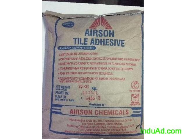 Ready mix dry plaster Manufacture in Nasik –Airson Chemical