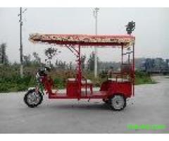 Electric Battery Rickshaw Manufacturer & Supplier - Bharuch