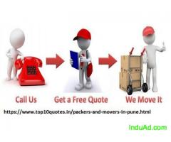 Packers and Movers in Pune | Relocation Company Pune | top10quotes.in