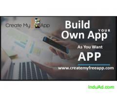Free ecommerce mobile app builder | createmyfreeapp.com