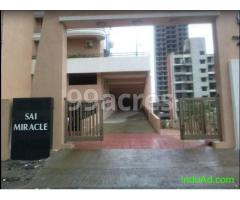2 BHK for sale in Paradise Sai Miracle kharghar Navi Mumbai