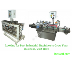 Looking for Best Industrial Machines to Grow Your Business, Visit Here