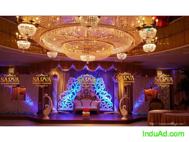 Wedding stage decorators in Coimbatore | Wedding backdrop decorators in Coimbatore