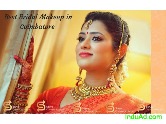 Best bridal makeup in Coimbatore | Bridal makeup packages in Coimbatore