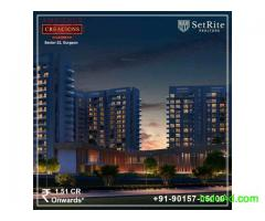 Ambience Creacions Apartments Sector 22 Gurgaon +91-90157-05000
