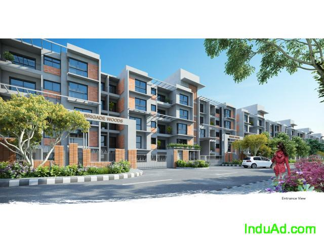 Brigade Woods ITPL Road Whitefield East Bangalore