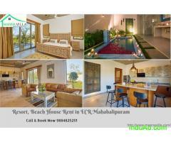 Villas for rent in ECR