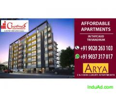 Chothys Builders ARYA Luxury Appartments in Thycadu 9020263103