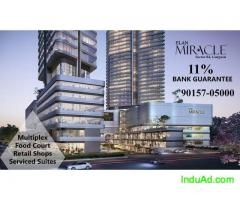 Elan Miracle Retail Shops Multiplex Sector 84 Gurgaon +91-90157-05000