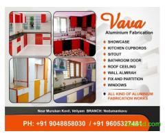 Kitchen Cupboards Manufacturers Kollam Kottarakkara Kottiyam Chathannoor Kadakkal