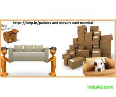 : Packers and Movers in Navi Mumbai | Movers and Packers in Navi Mumbai | https://4mp.in/