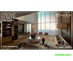 Trump Towers Delhi NCR Gurgaon Apartments Price Golf Course Road +91-72908-00011