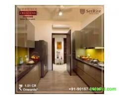 Ambinece Creacions 2 3 4 BHK Apartments Price For Sale Gurgaon +91-90157-05000