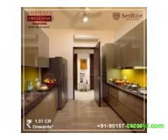 Ambinece Creacions 2 3 4 BHK Apartments Price For Sale Gurgaon +91-90157-05000