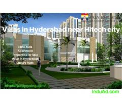 Villas in Hyderabad near Hitech city