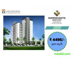 villa projects in bannerghatta road
