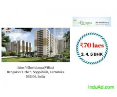 Luxury apartments in Challaghatta Bangalore