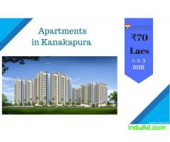 3 bhk apartments for sale in Kanakapura Road