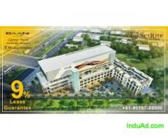 Baani Center Point Retail Shops Food Courts Multiplex Gurgaon +91-90157-05000