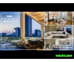 Tata Primanti Vertilla Villas Executive Floors Price Gurgaon +91-90157-05000