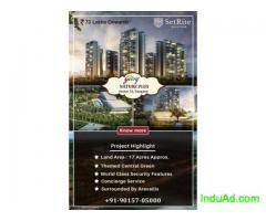 Godrej Nature Plus The Park Apartments For Sale Gurgaon +91-90157-05000