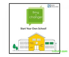 You Can Start Your Own School - Shri Educare