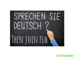 German classes for spouse visa call FLH - 9501479255
