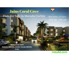1 BHK 2 BHK 3BHK Apartments for Sale in Maradu