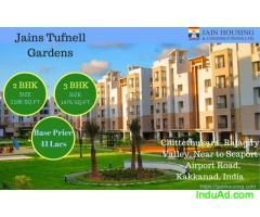 1 bhk 2 bhk 3 bhk Villas for Sale in Kakkanad