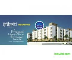 Flats for sale in Mogappair